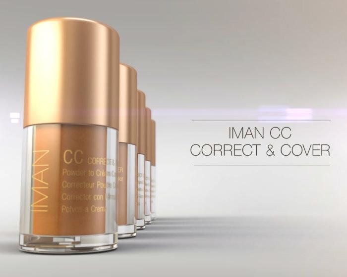 Iman CC correct & cover