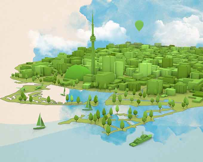 Green Toronto